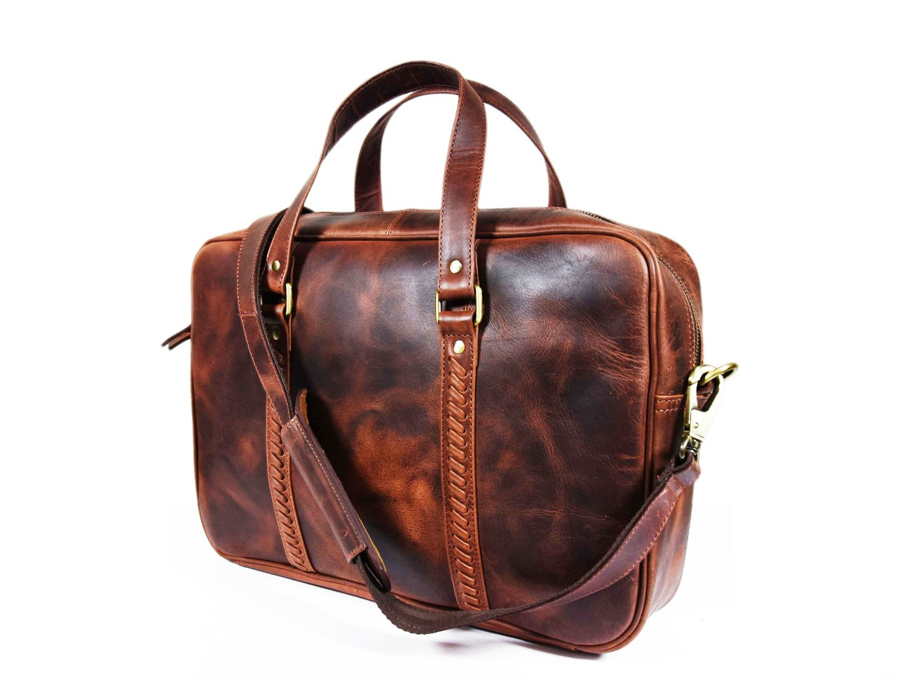 Leather Bag 023