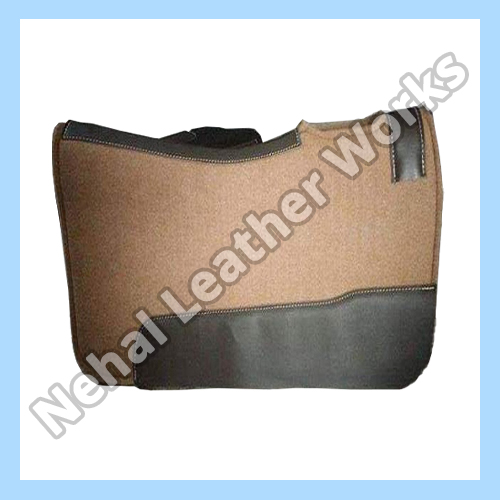 Western saddle pad Suppliers