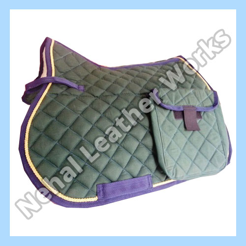 English Saddle pad Exporters