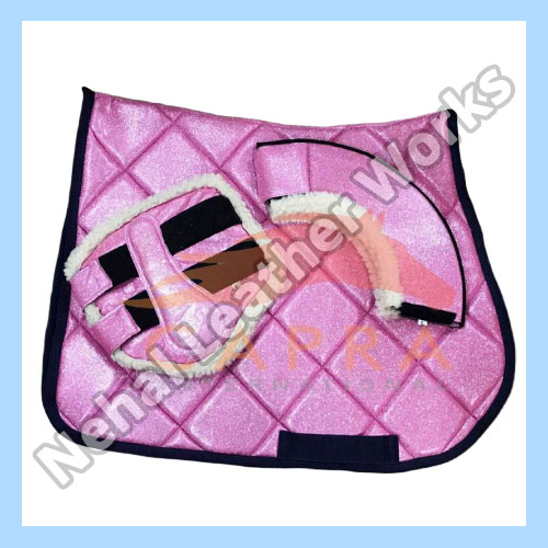 English Saddle pad Suppliers
