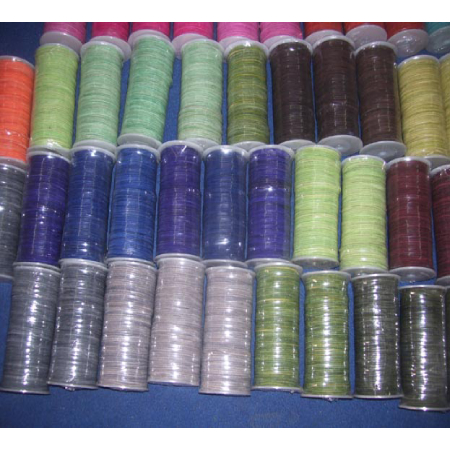 Round leather cord Suppliers