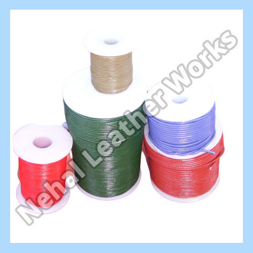 Round leather cord Manufacturers