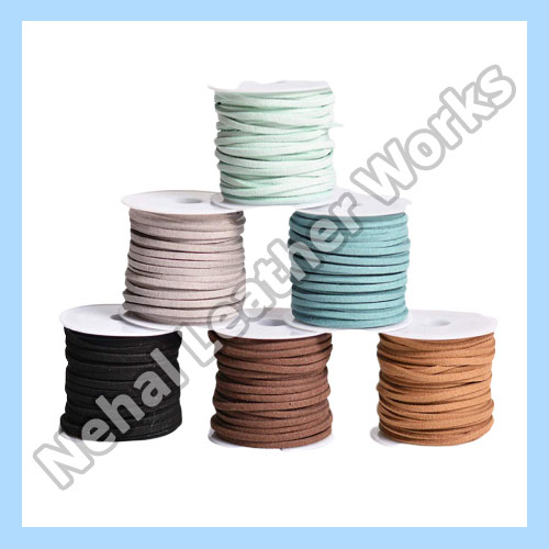 Suede leather cord Manufacturers