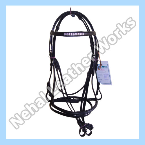 Leather Horse Bridle Manufacturers