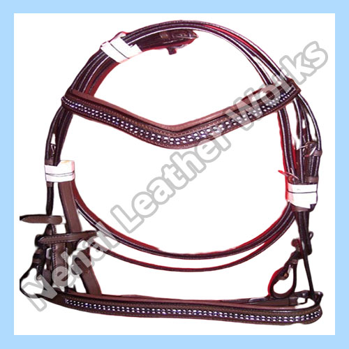 Leather Horse Bridle In Kanpur
