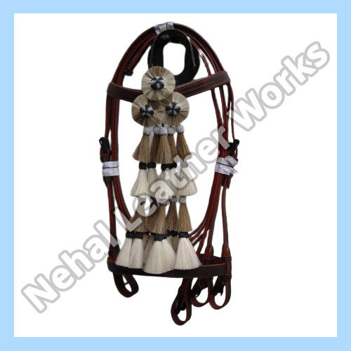 Leather Horse Bridle Exporters
