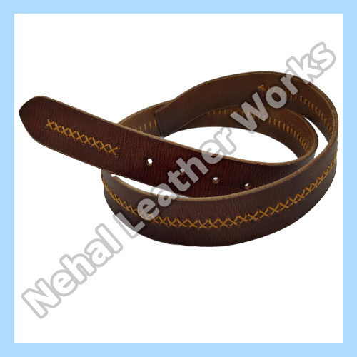 Leather Belt In Sweden
